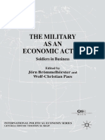 The Military as an Economic Actor_ Soldiers in Business