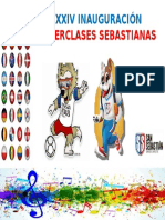 INTERCLASES 2018