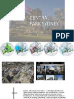 Sydney Central Park Analisis