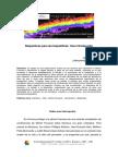 Biopoeticas Para Las Biopoliticas. Una i