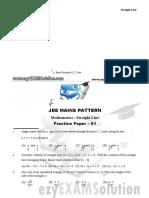 Straight Line Paper_1