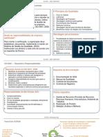 Apresentação ISO 9001 + SCRUM