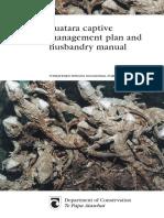 Tuatara captive management.pdf