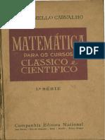 Matemática clássica