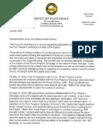 Sanders PPC Letter