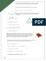 Solucionario Volumen Prisma Piramide 5to
