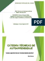2017 - II CATEDRA I TECNICAS DE AUTOARPENDIZAJE.ppt.pdf