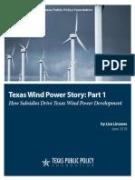 2018 04 RR TexasWindPowerStoryPart1 ACEE LisaLinowes