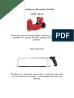 Ferramentas para Encanador Industrial.docx