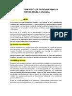 MÉTODOS ESTADÍSTICOS E INVESTIGACIONES EN GENÉTICA BÁSICA Y APLICADA.docx