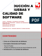Intro Ducci on Prueba s de Software