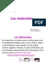 los materiales.pptx