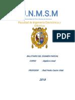 Balotario Examen Parcial 2018-i castro