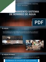 MANTENIMIENTO SISTEMA DE BOMBEO DE AGUA.pptx