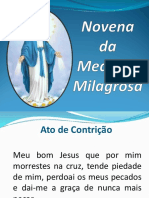 PowerPoint Novena Da Medalha Milagrosa