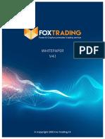 FoxTrading Whitepaper En