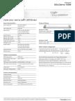 Datasheet SOLOdrive 1060 A1 S1 DALI v6.5