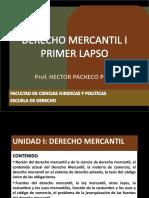 Derecho Evolucion Mercantil