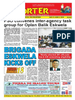 Bikol Reporter May 27 - June 2, 2018 Issue