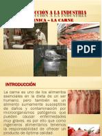 Carnes y derivados