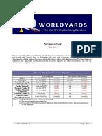 Worldyards May 2007 Newsletter
