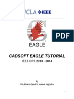 CADSOFT eagle tutorial for PCB design