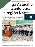 28-05-2017 Entrega Astudillo Fertilizante Para La Región Norte.
