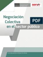 Negociacion Colectiva en El Sector Publico en Peru