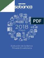Evolución de La Banca - 05 - 2018