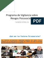 Programa de Vigilancia Sobre Riesgos Psicosociales Corto SENCORP