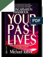 Your Past Lives a Reincarnation Handbook - Michael Talbot