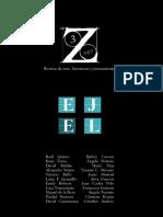 Zéjel. Revista de Arte, Literatura y Pensamiento Nº3