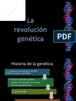 Revolucion Genetica