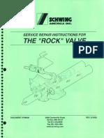Manual de Servicio Schwing s28x Valvula Rock