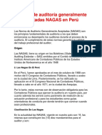 Nagas en Perú