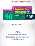 WHD2015 Know Your Numbers PP ES