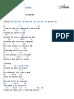 Cifra Club - Ministério De Louvor Está Escrito - Toque Minhas Maos.pdf
