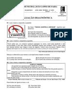 Diagnóstica Portugues