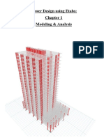 Tower Design Using Etabs- Nada Zarrak