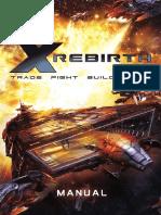 X Rebirth Manual Spanish