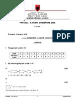 Matematike 20182c Zgjidhje Gjimnazi Gjuhesor Varianti a Format 2 (1)