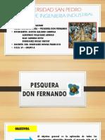 Proyecto Final - Don Fernando