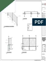Cerco Perimetrico - Plano - Es-01 - Detalle Cerco Perimétrico