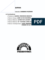 Fernandez - Teoria y Metodo de La Arqueologia