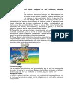 La Administracion Del Riesgo Crediticio en Una Institucion Bancaria Guatemalteca