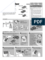 Manual Programación Control 893MAX