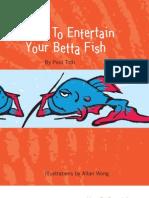 HowToEntertainYourBettaFish
