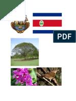 Símbolos Nacionales de Centroamerica