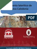 Yacimiento lateritico Nueva Caledonia