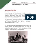 Informe Tecnologia Electronica FIEE